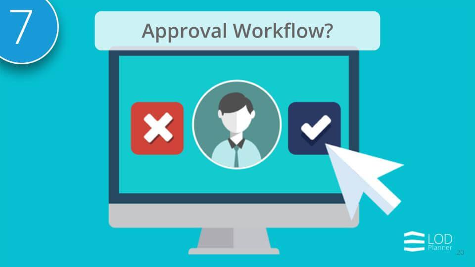 BIM Approval Workflow