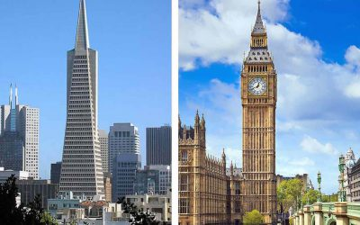 """San Francisco and London – What do you think about our """"BIM BHAG""""?"""