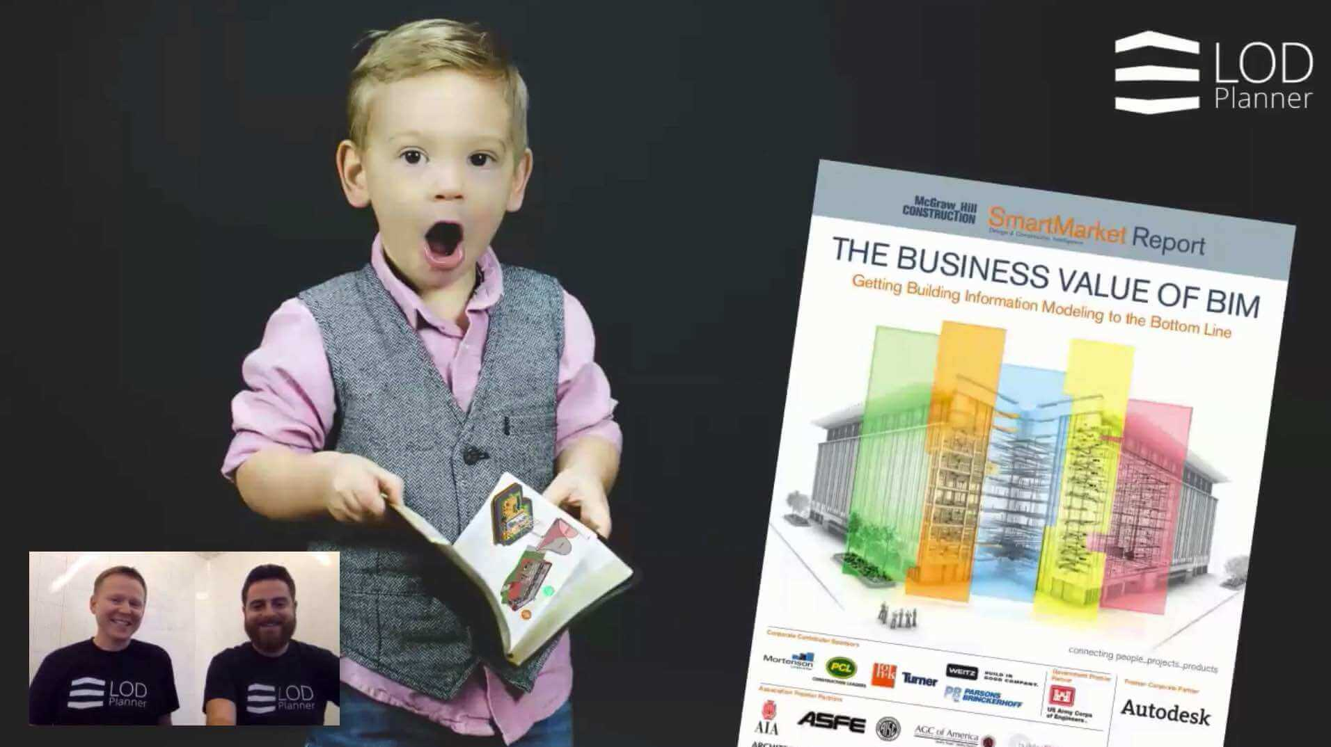Owners finding out about BIM and asking for BIM