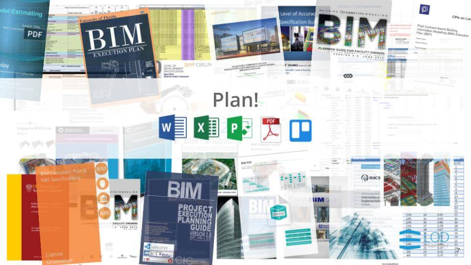 BIM Execution Plan Standards