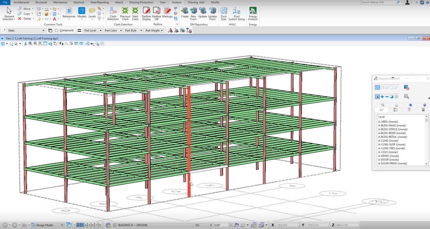 BIM Software - AECOsim