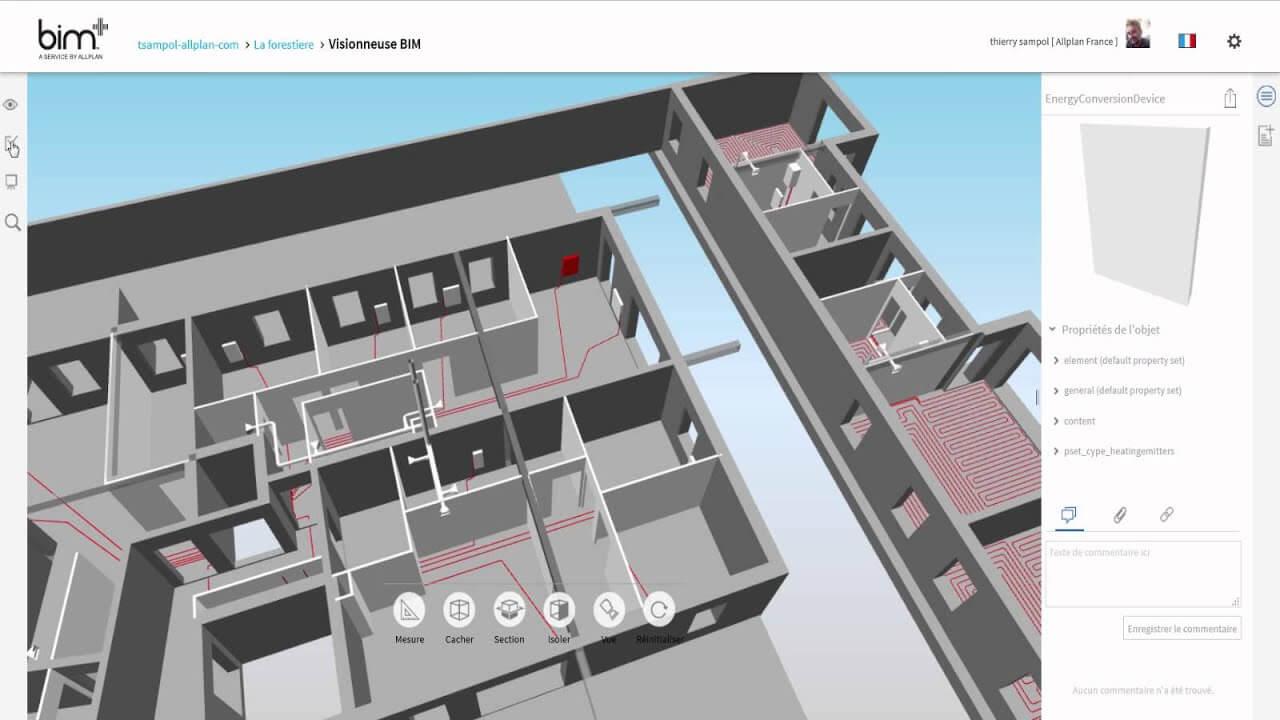 BIM Software - Allplan BIMplus