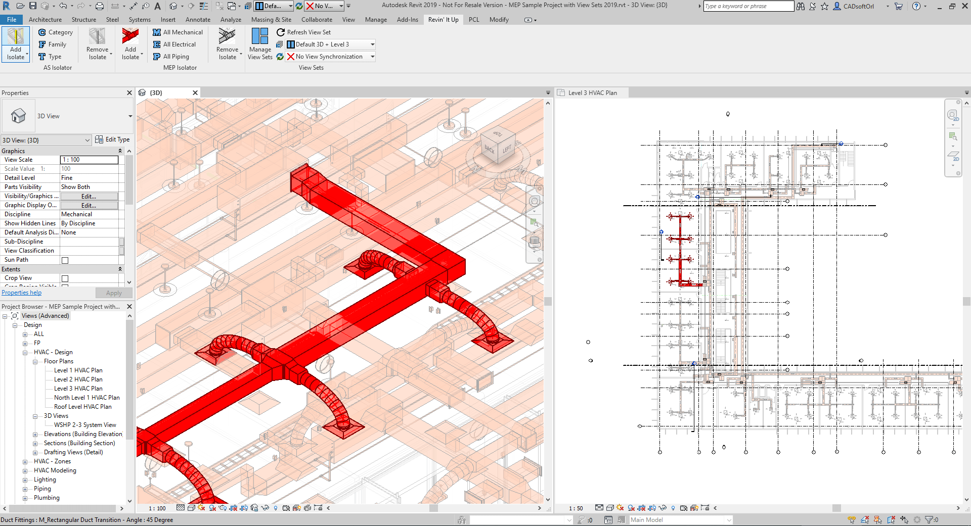 BIM Software - Autodesk Revit