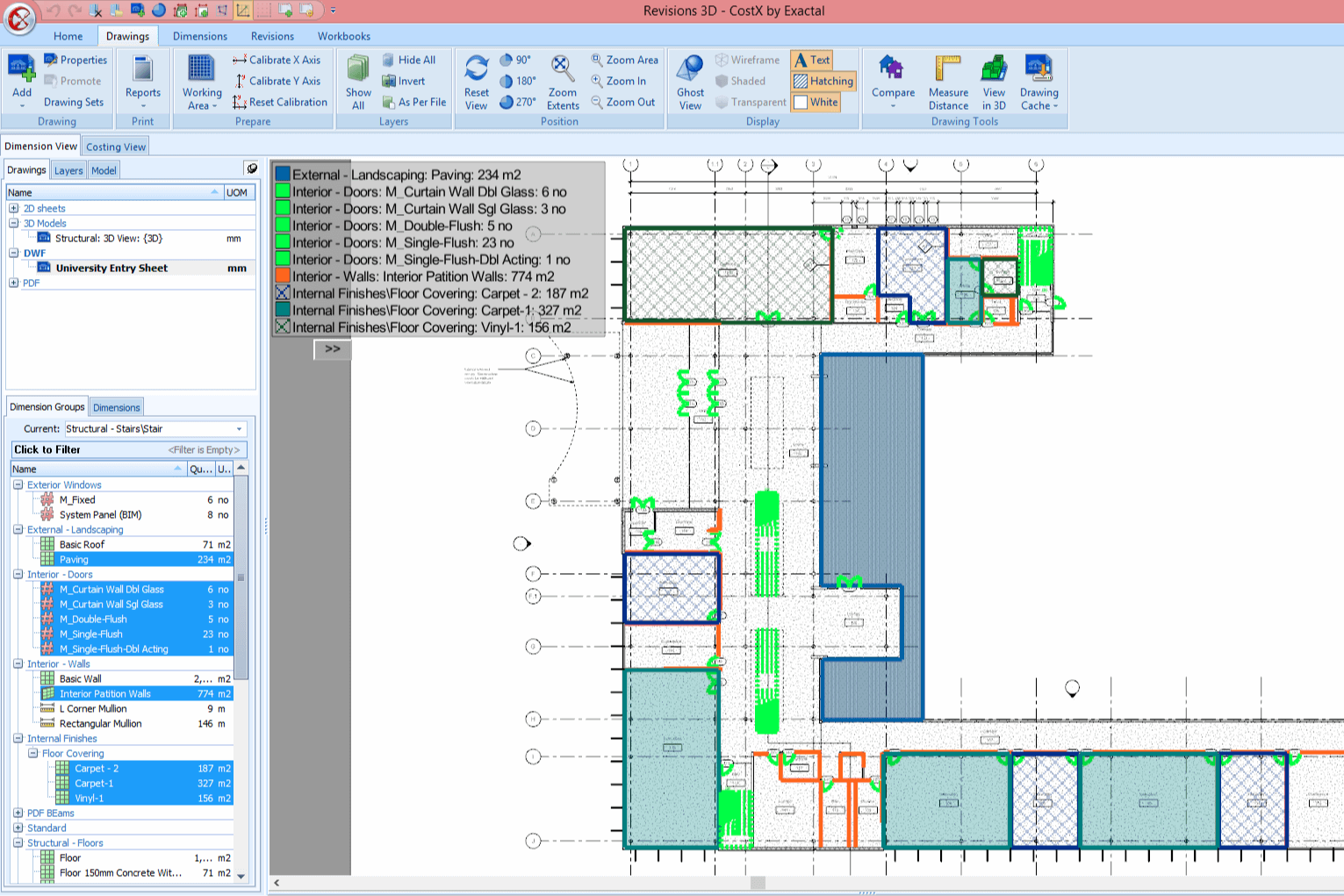 BIM Software - CostX