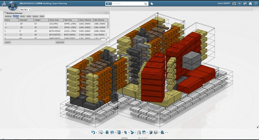 BIM Software - Design For Fabrication
