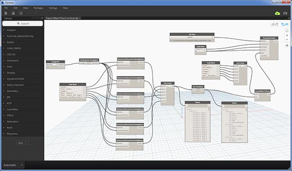 BIM Software - Dynamo