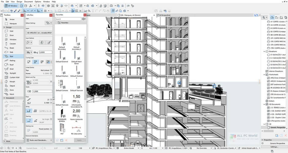 BIM Software - Graphisoft Archicad