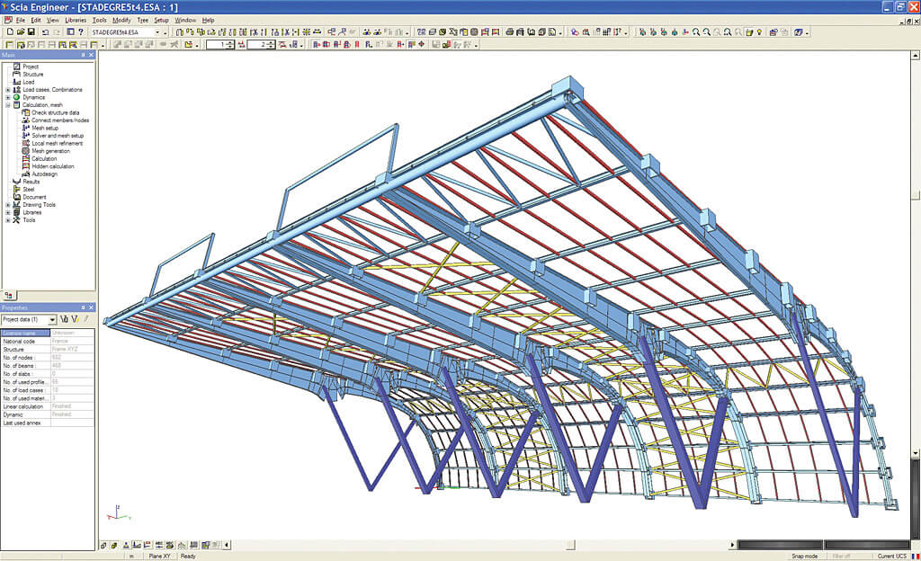 BIM Software - SCIA