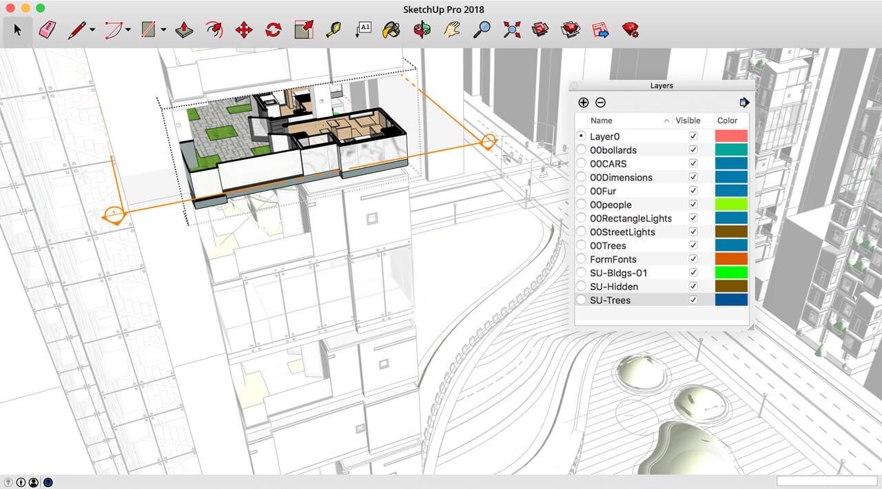 BIM Software - SketchUp