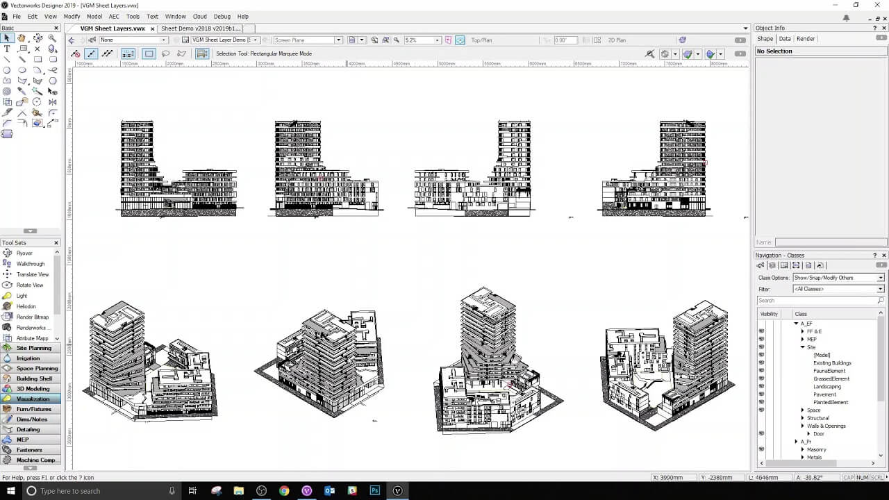 BIM Software - Vectorworks