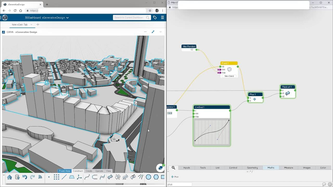 BIM Software - xGenerative Design