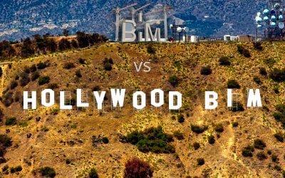 """BIM vs """"Hollywood BIM"""""""