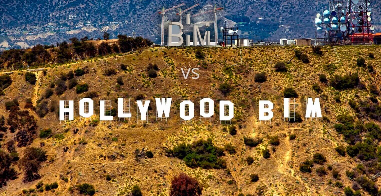 What is Hollywood BIM?