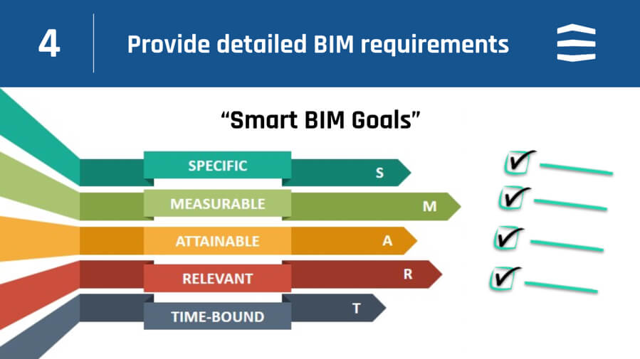 Owner Detailed BIM Requirements