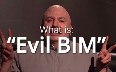 "Top 10 ""Evil BIM"" Challenges List"