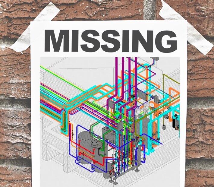 Missing BIM