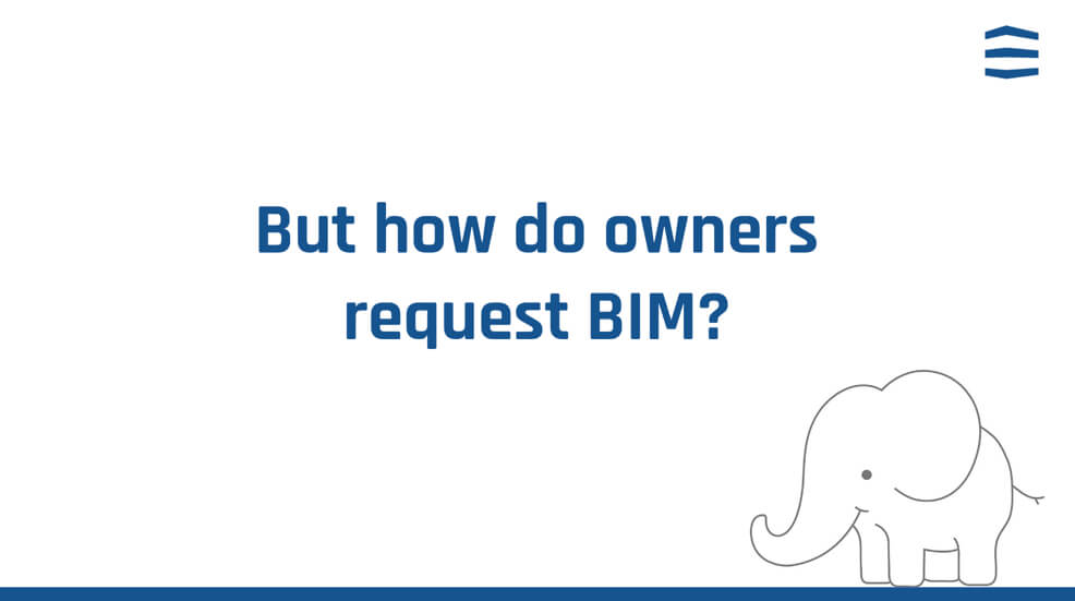 BIM Benefits require SMART requests